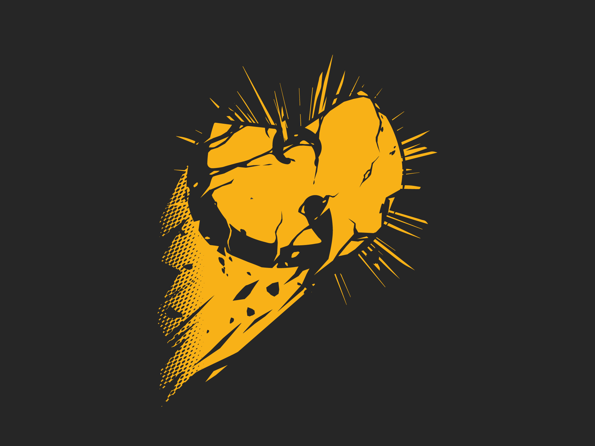Wu-Tang Clan - Old Dirty Dermot Vector Design & Illustration